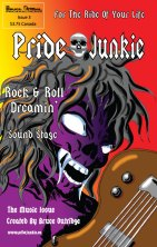 Pride Junkie Issue 3 Cover
