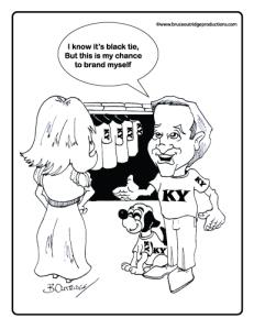Branding Cartoon