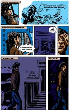Pride Junkie Page 3 - Return to Gangland