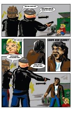 Pride Junkie -Return to Gangland Page 7
