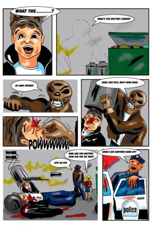 Return to Gangland-Page 9