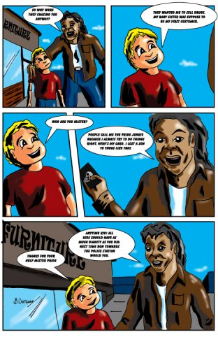 Return to Gangland Page 10