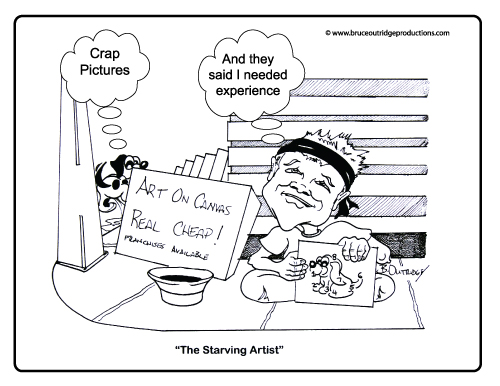 Starving-Artist-cartoon