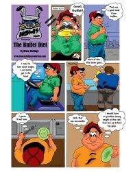 The Buffet Diet