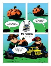 The Pumpkin Strip