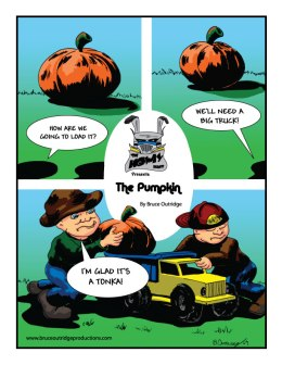 The Pumpkin Strip