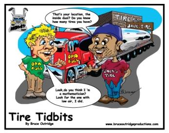 Tire Tidbits