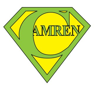 Superhero Logo for cancer patient