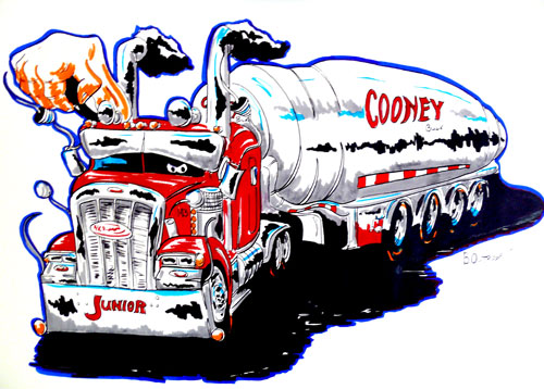 Truck Show Commission