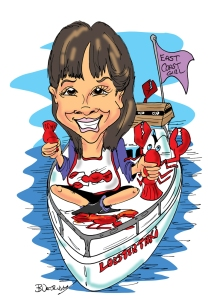 Employee Caricature