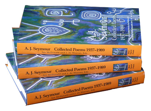 Collected Poems by A.J. Seymour-triple