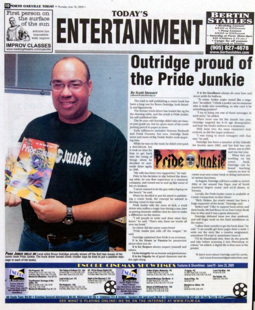 The Pride Junkie Creator
