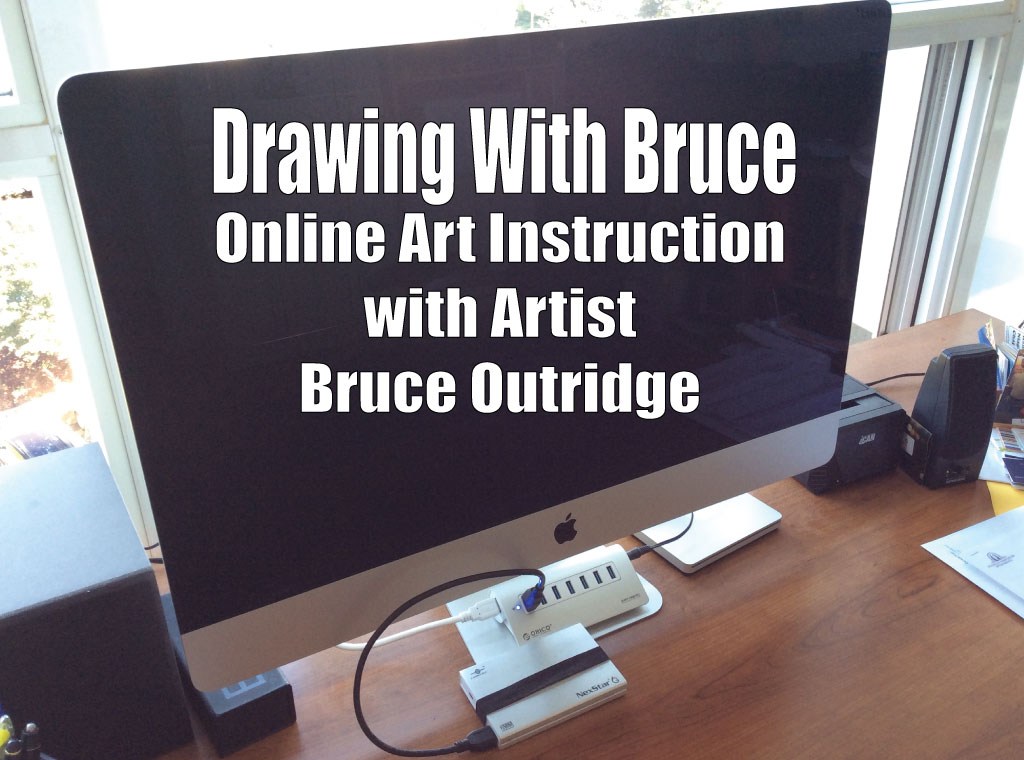online-art-instruction-with Bruce Outridge