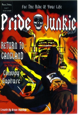 Pride Junkie Series Volume 1-2008