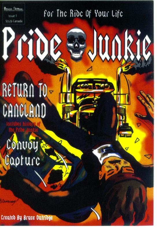 Pride Junkie Series Volume 1-2008
