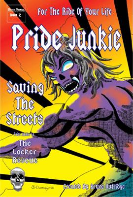 Pride Junkie Cover Volume 2