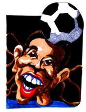 Soccer Star Ronaldo