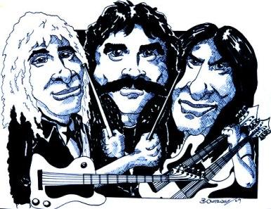 Rock Group Rush