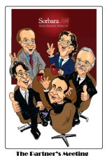 Meeting Theme Caricature