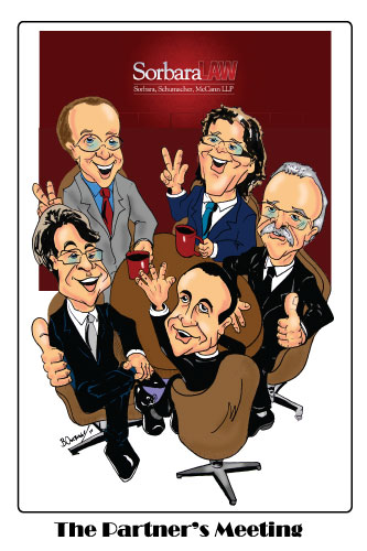 Meeting Theme Caricature