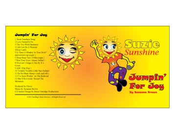 Suzie-Sunshine-CD-Cover