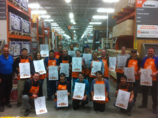 The Home Depot Group