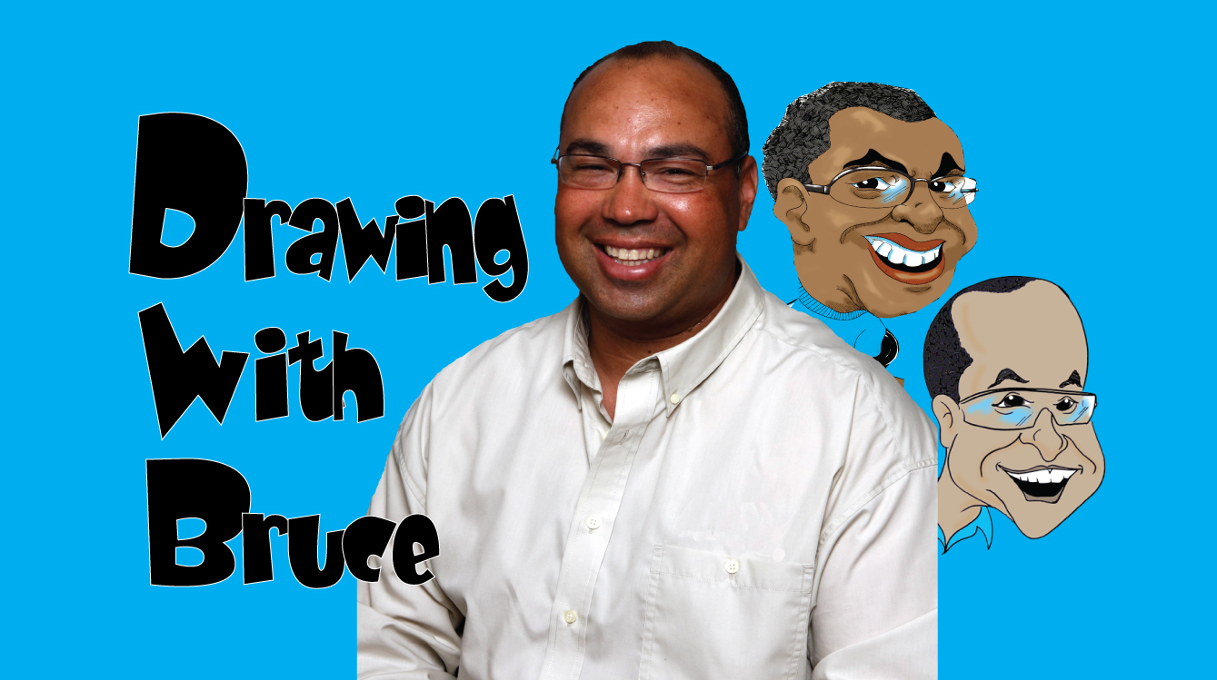 Cartooning Continues Online for Kids