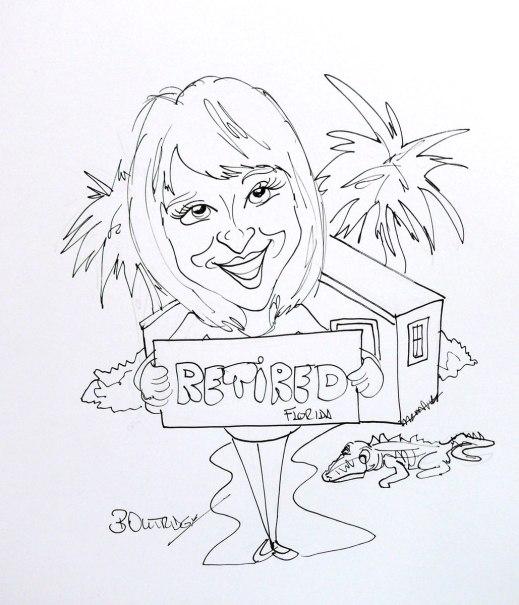 Laura-Robillard caricature