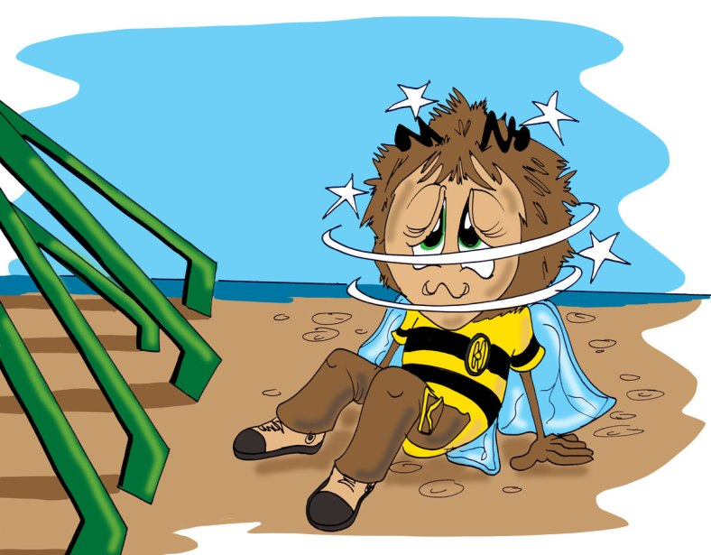 Haley Honey Bee Interior illustration 26