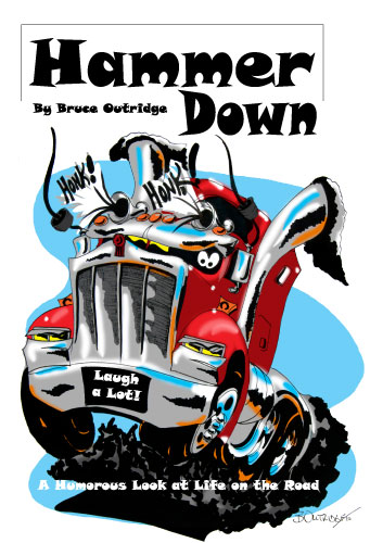Hammer Down Front Cover