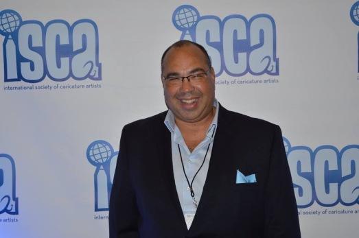 Bruce at ISCA Dinner