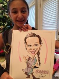 Gabriella Birthday event 2015