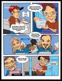 Paperless-Cartoon