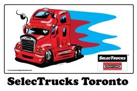 SelecTrucks-Toronto-Caricature