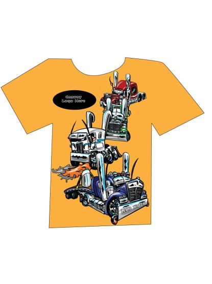 Convoy for Special Olympics T-shirt