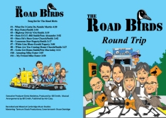 The Road Birds Album Cover