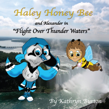 Thunder Waters Book Cover