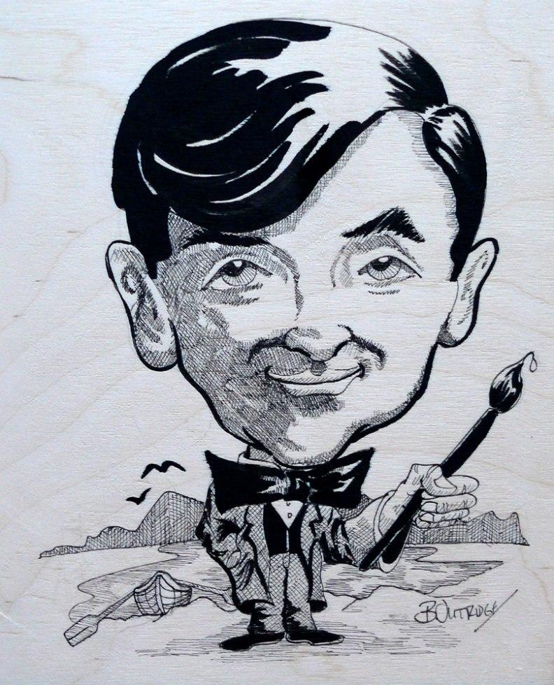Tom-Thomson-Caricature