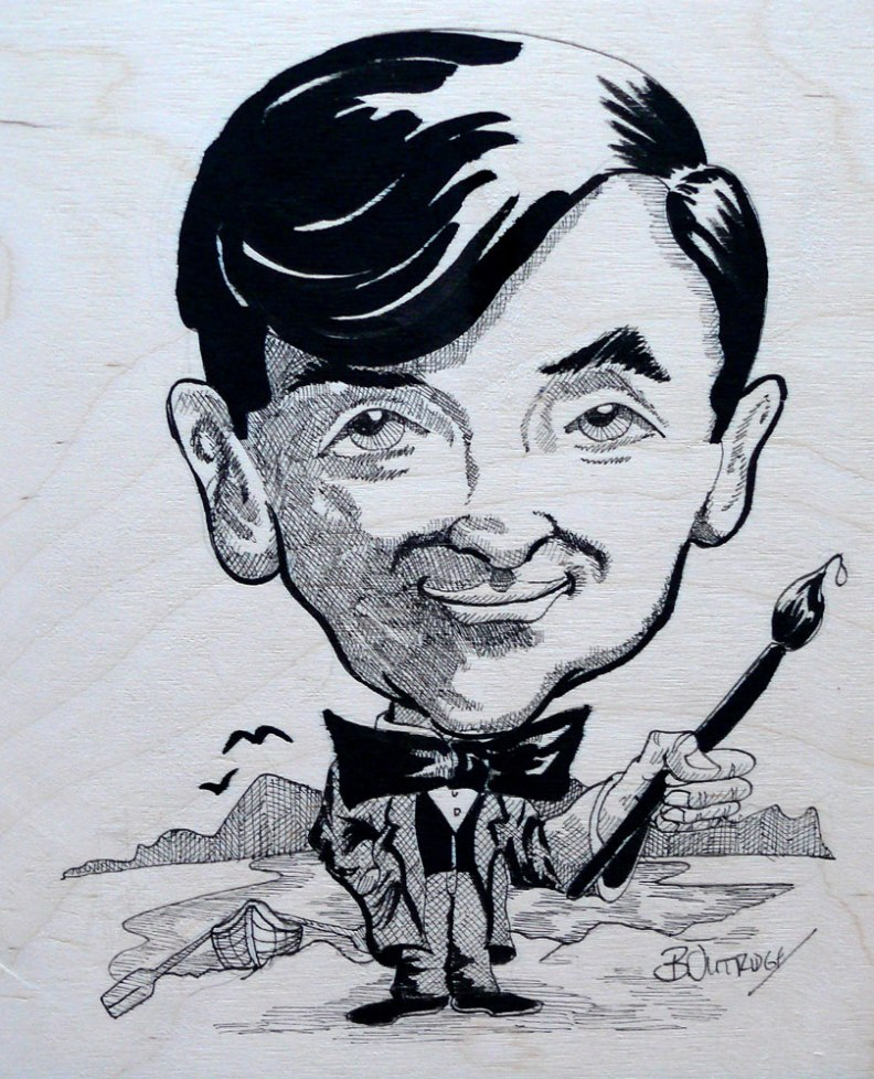 Tom-Thomson-Caricature