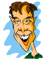 Ipad caricature