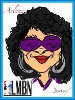 Arlene's Caricature