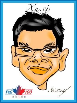 Live Digital Caricature