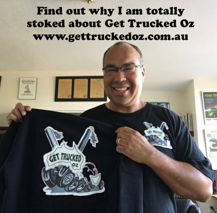 Find pout why I am stoked about Get Trucked Oz!