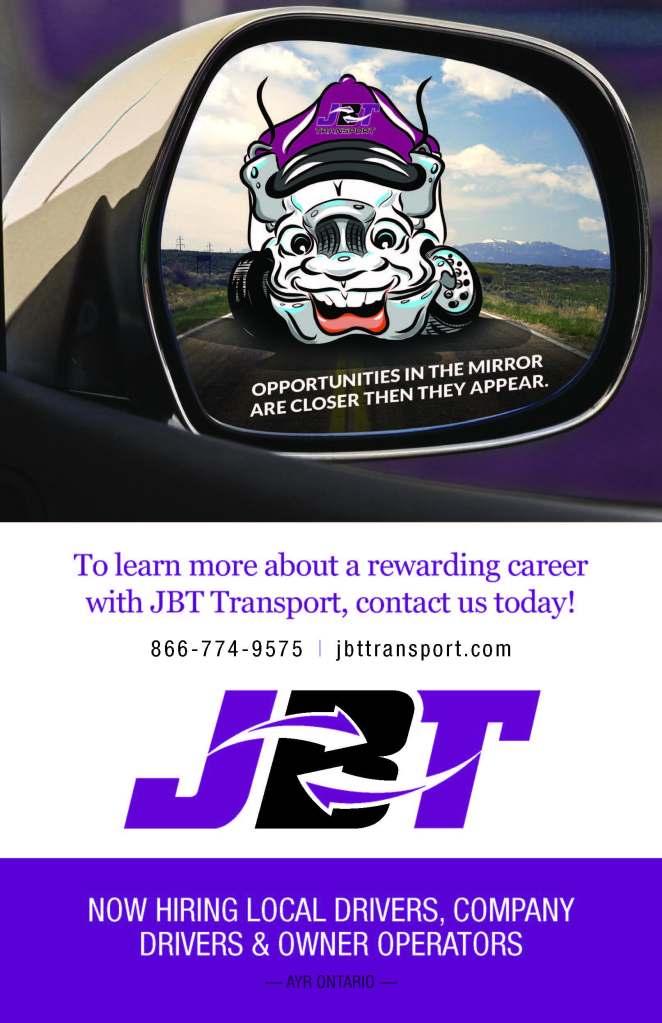 JBT ad October 2016