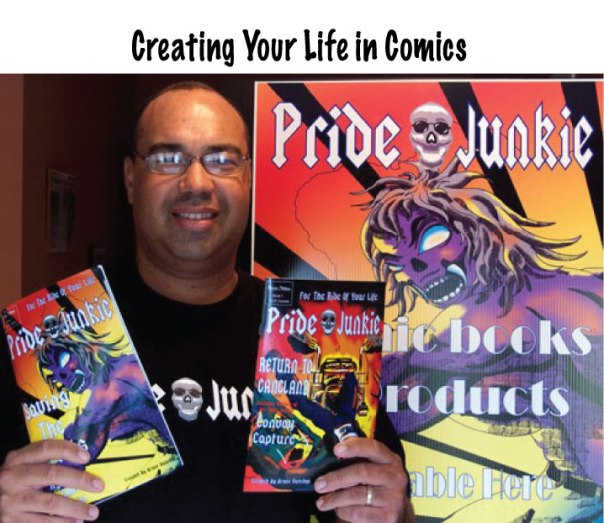 Create Your Life in Comics