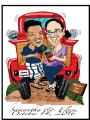 Caricature Artist in the Line of Duty-Client Testimonial