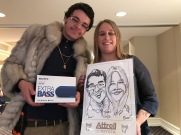 Caricatures -corporate event