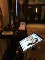 Caricature artists see amazingplaces!