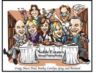 noble-estates caricature 2016