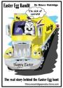 Easter Egg Bandit – Cartoon of theWeek